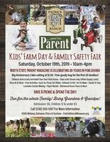 Kids' Farm Day & Family Safety Fair